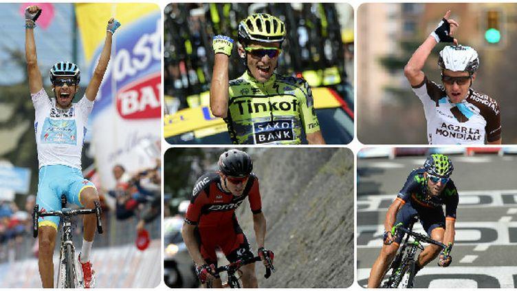 Trois favoris, au moins cinq outsiders : la Vuelta 2015 sera un grand cru!