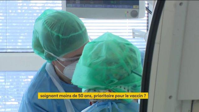 Vaccination : qui sont les soignants prioritaires ?