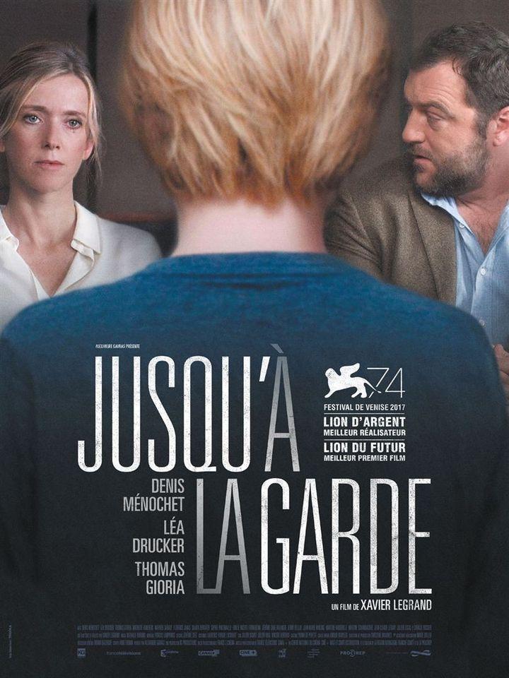 """""""Jusqu'à la garde"""" : l'affiche  (Haut et Court)"""