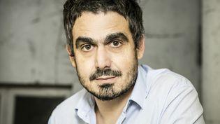 Le romancier Vincent Almendros  (Arnaud Meyer / Leextra / Editions de Minuit)