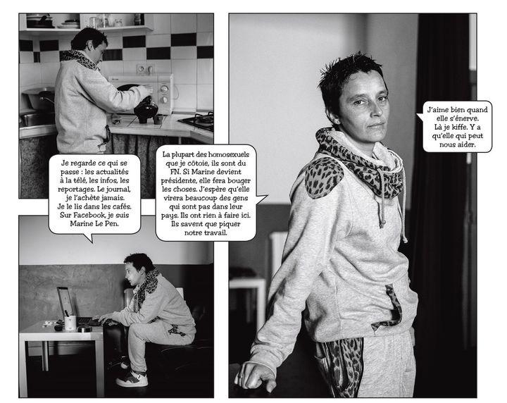 """""""L'illusion nationale"""", page 71  (Vincent Jarousseau / Les Arènes)"""