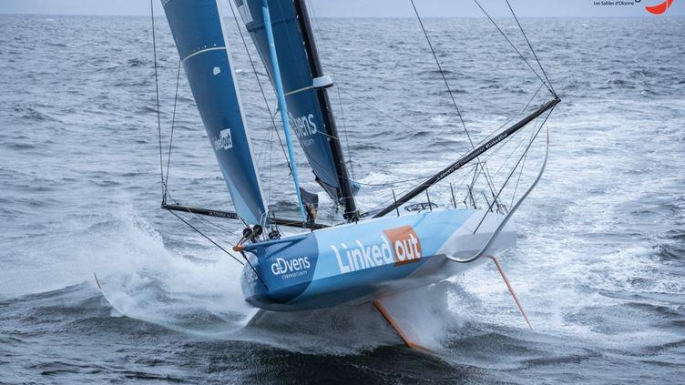 Linkedout tel un dauphin (Pierre Bouras / TR Racing)