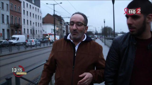 """13h15 le dimanche. Molenbeek : """"Il n'y a plus cette mixité qu'il y avait quand j'étais jeune"""""""