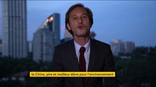 Environnement : la Chine, à la fois écolo et pollueur