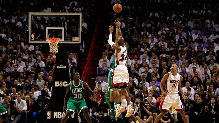 Ray Allen, Miami Heat