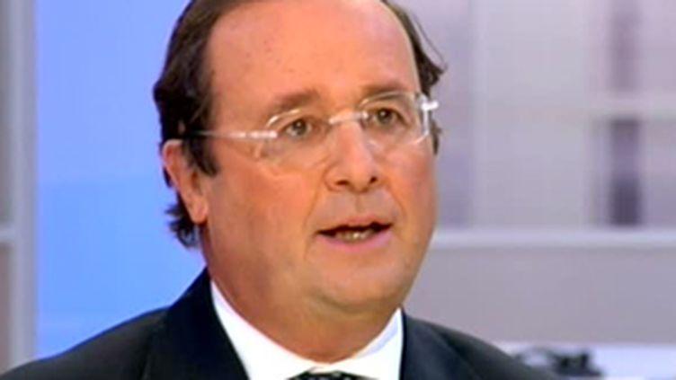 François Hollande prône la suppression de toutes les niches fiscales. (© France 3)