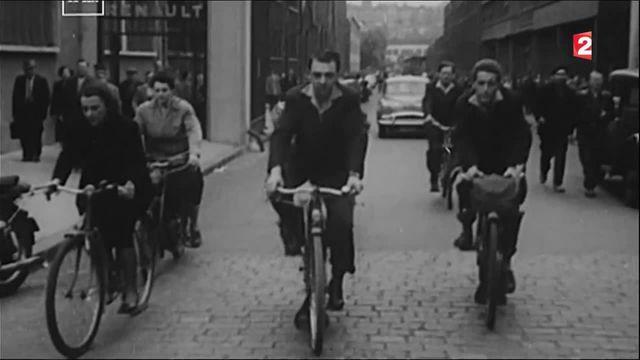 Le vélo, passion française