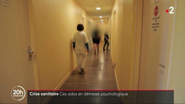 Covid-19 : des adolescents en détresse psychologique