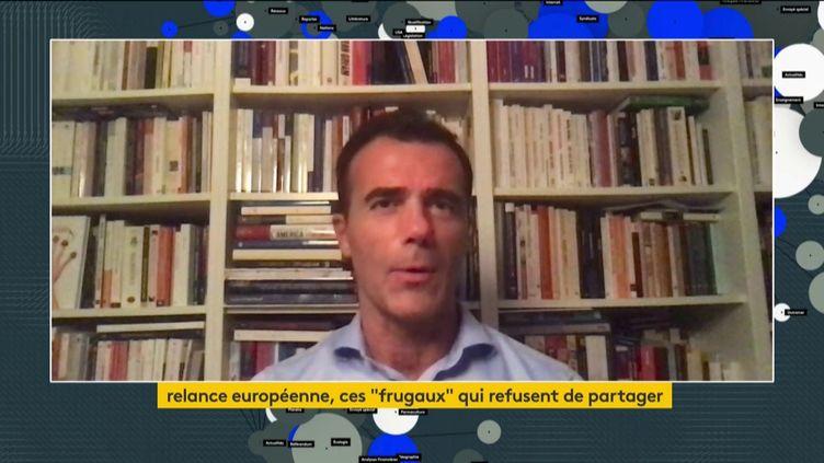 Sandro Gozi (FRANCEINFO)