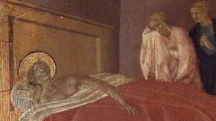 """Francesco d'Antonio, """"Le Songe de saint Jérôme"""", vers 1430, Avignon, musée du Petit Palais, dépôt du musée du Louvre (détail)  (RMN-Grand Palais / René-Gabriel Ojéda)"""