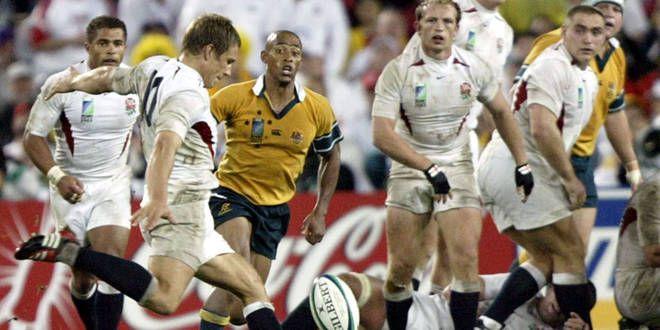 Le drop de Jonny Wilkinson lors de finale du Mondial 2003 face à l'Australie