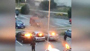 Eurozapping : incendies criminels en Suède (France 3)