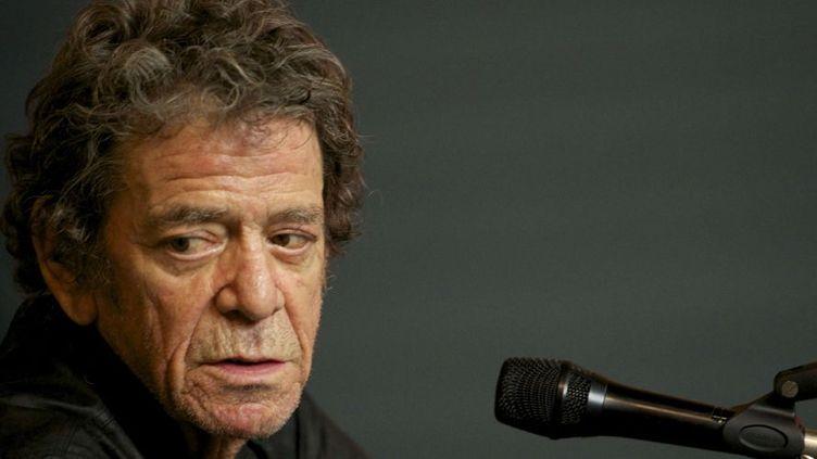 Lou Reed à Madrid le 16 novembre 2012  (Rex Features / Rex / Sipa)