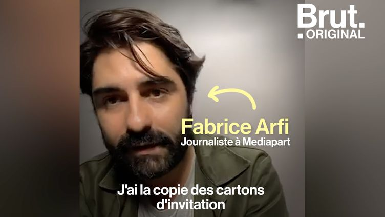 VIDEO. Affaire de Rugy : quels journalistes étaient invités ? (BRUT)