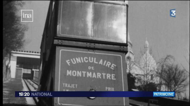 Journées du patrimoine : visite guidée dans les entrailles du funiculaire de Montmartre