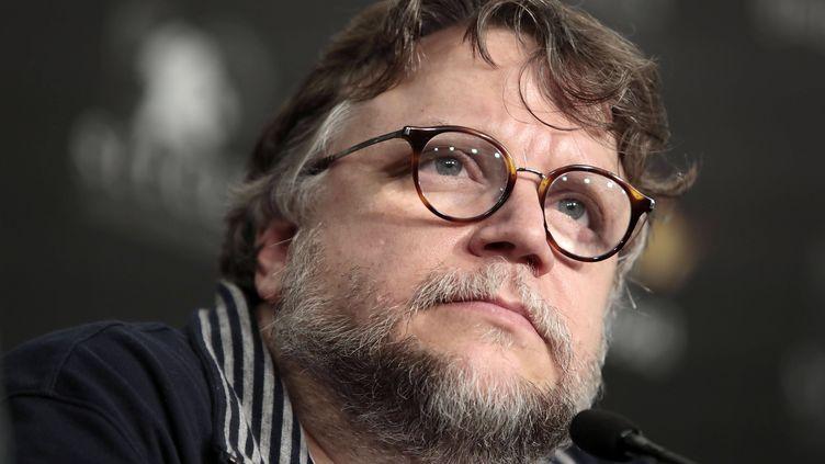 Le réalisateur et producteur de cinéma mexicain, Guillermo Del Toro. (SUSANNA SAEZ / EFE)