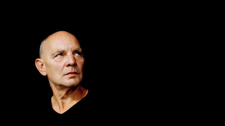 Le metteur en scène Lars Noren à Stockholm en août 2001. (JESSICA GOW / TT NEWS AGENCY)