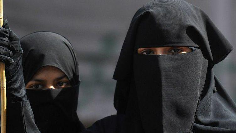 Le Conseil d'idéologie islamique au Pakistan estime que la chiaria n'oblige pas les femmes à porter le niqab. (AFP PHOTO / A MAJEED)
