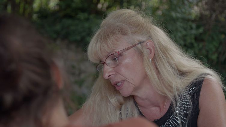 """Cathy Vignaux, interrogée par """"Cash Investigation"""" sur France 2. (FRANCE 2)"""
