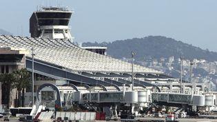 L'aéroport de Nice (Alpes-Maritimes), le 7 avril 2016. (MAXPPP)