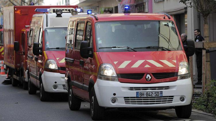 (Les corps d'une mère et de ses quatre enfants découverts à Lyon par les pompiers (illustration) © MaxPPP)