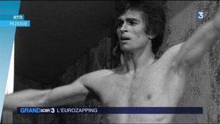 Le danseur russe Noureev (France 3)