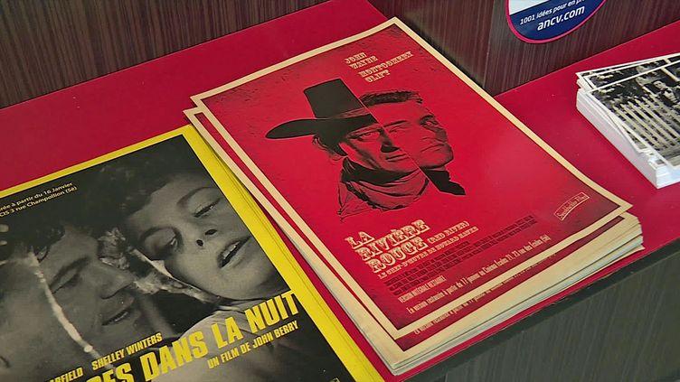 Les rencontres du cinéma de martigny mettent à l'honneur de vieux films (France 3 Bourgogne)