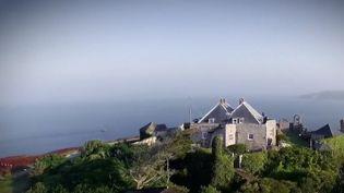 Au Royaume-Uni, le Star Castle est un hôtel chargé d'histoire et de légendes. (FRANCE 2)