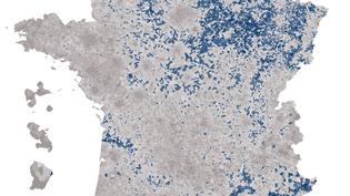 CARTE. Election présidentielle : découvrez les résultats du second tour dans votre commune (FRANCEINFO)