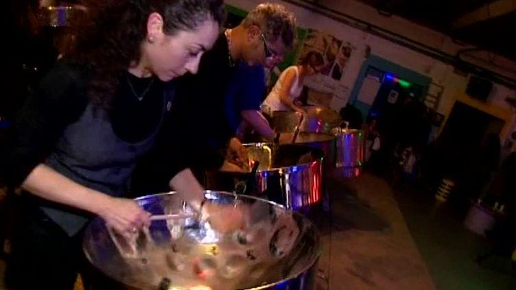Le Steelpan, un instrument originaire de Trinidad-et-Tobago.  (France Télévisions)
