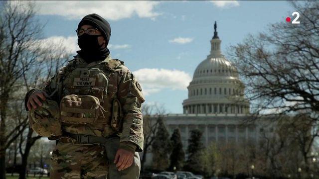 États-Unis : le Capitole visé par une attaque
