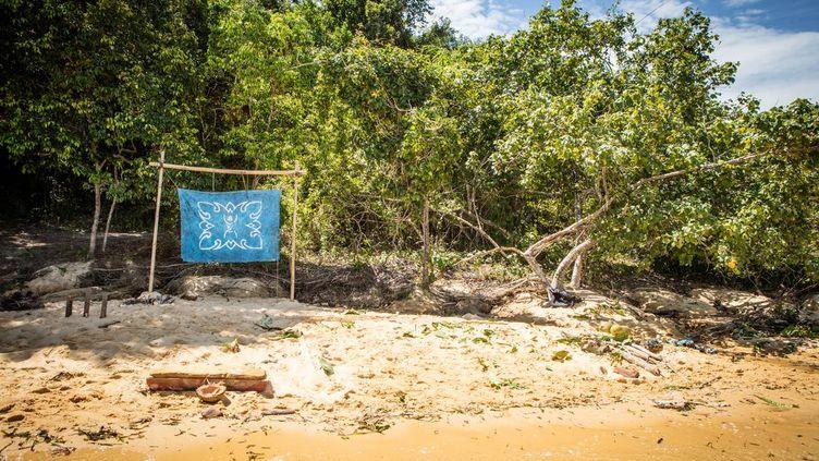 "Tournage de ""Koh-Lanta"" au Cambodge. (ADVENTURE LINE PRODUCTIONS)"
