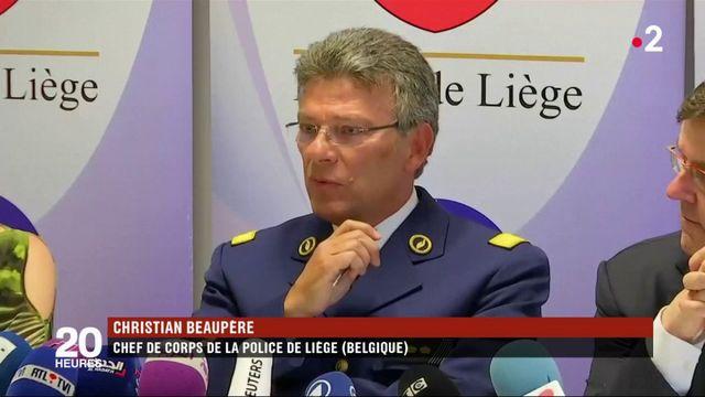 Fusillade à Liège : l'assaillant était fiché pour radicalisation