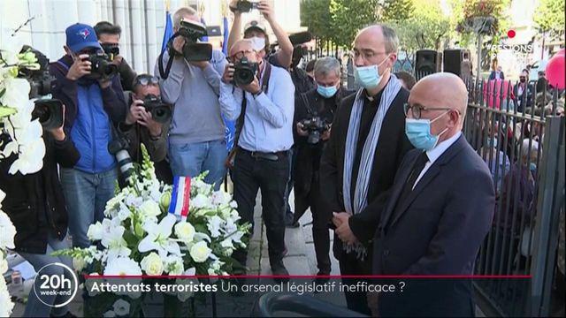 Terrorisme : l'arsenal législatif français débattu par la classe politique