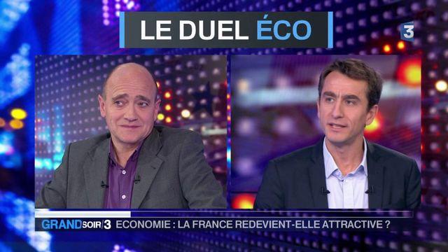 Le duel Éco : que penser des investissements en France de grands groupes internationaux ?