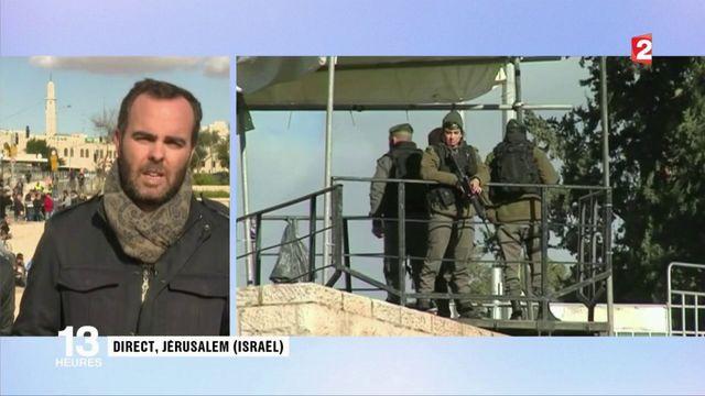Jérusalem : faut-il craindre un escalade des tensions ?