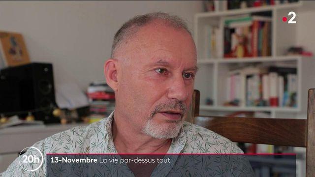 Attentats du 13-Novembre : le témoignage d'un rescapé qui a changé sa vie