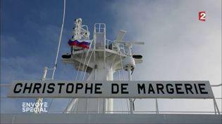 """Extrait portrait De Margerie """"Envoyé spécial""""/""""Complément d'enquête"""" (FRANCE 2 / FRANCETV INFO)"""