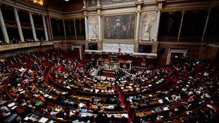 L'Assemblée nationale le 31 juillet 2008. (GERARD JULIEN / AFP)