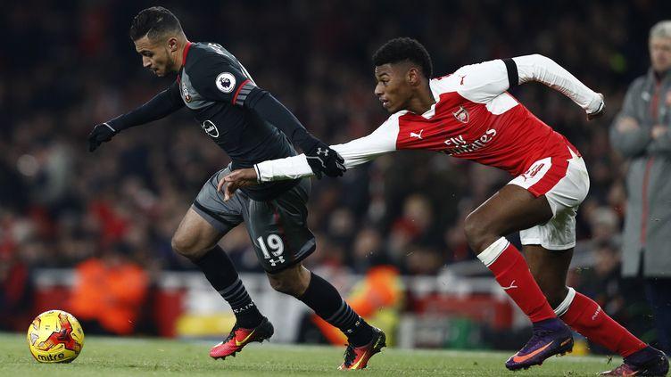 Southampton met fin à l'invincibilité d'Arsenal (ADRIAN DENNIS / AFP)