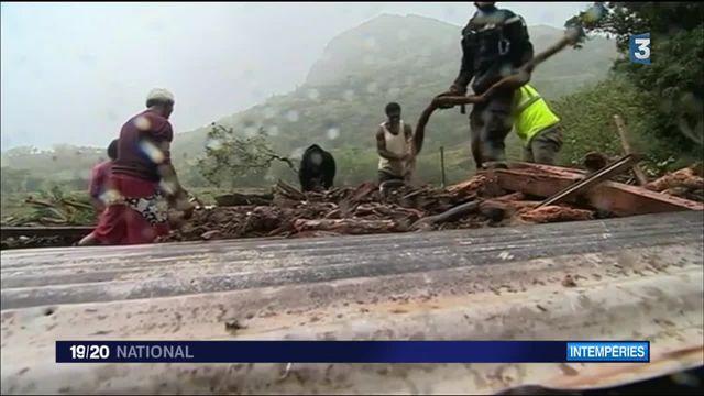 Pluies diluviennes en Nouvelle-Calédonie : quatre personnes toujours portées disparues