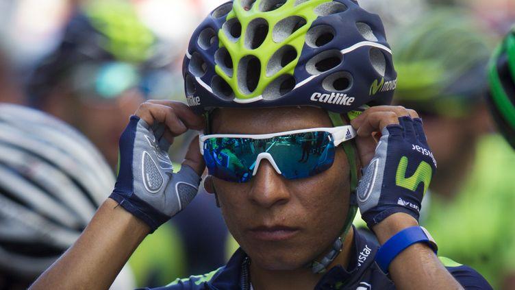 Nairo Quintana (Movistar) (JAIME REINA / AFP)