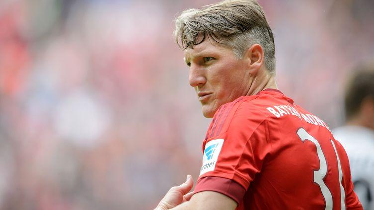 Bastian Schweinsteiger bientôt de retour au Bayern ? (THOMAS EISENHUTH / ZB)