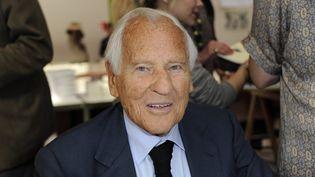 Jean d'Ormesson, le 5 février 2013. (MAXPPP)