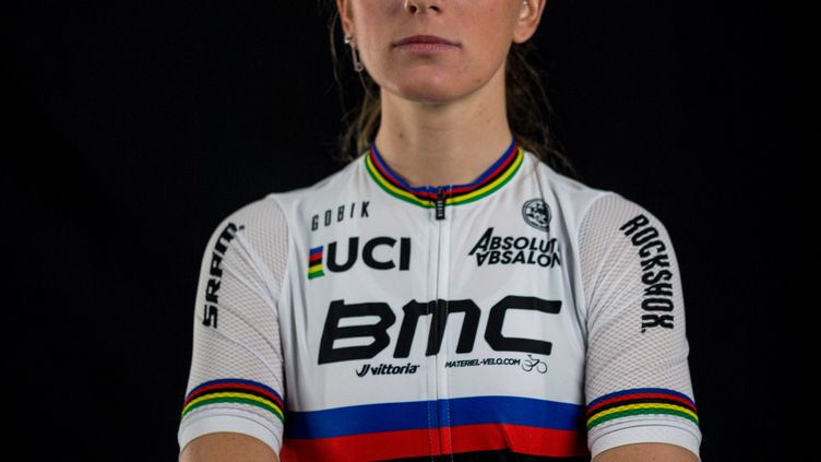 Pauline Ferrand-Prévot rêve d'une médaille olympique à Tokyo, le seul titre qui lui manque.  (PAUL FOULONNEAU / 3SO L'AGENCE)