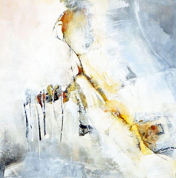 Pasiphaé - Jean Durello - Toile récente (Jean Durello)