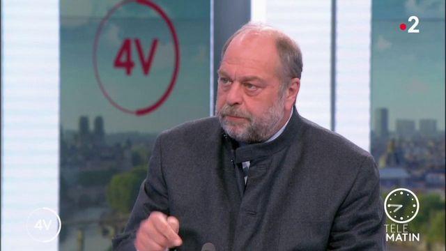 Terrorisme: «Il faut être un menteur et un incompétent pour dire que le risque zéro n'existe pas», estime Eric Dupond-Moretti