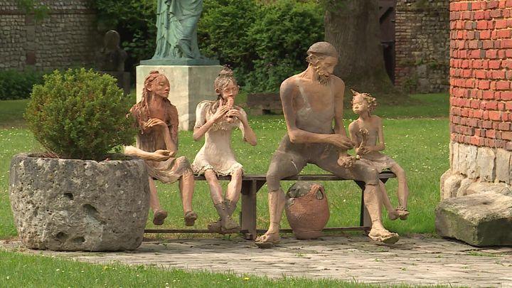 Le château de Vascoeuil - Centre d'Art et d'Histoire. (S. L'Hote / France Télévisions)