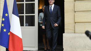 Le Premier ministre, Jean Castex, le 17 juillet 2020 à Matignon. (BERTRAND GUAY / AFP)