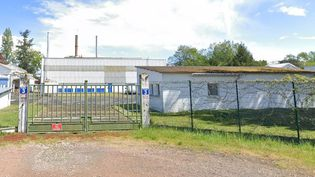L'usine Recipharm se trouve à Monts (Indre-et-Loire), non loin du fleuve Indre. (GOOGLE STREET VIEW)